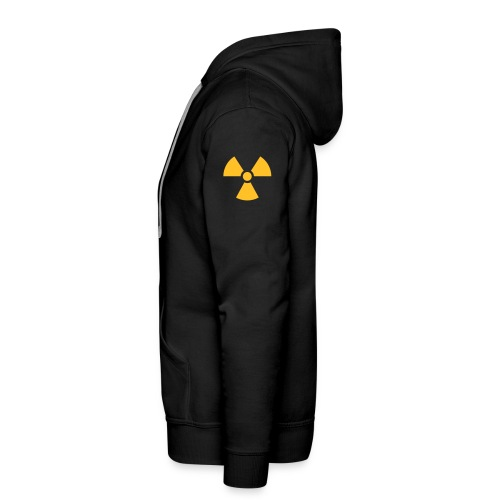 Sudadera negra - ARMY - Sudadera con capucha premium para hombre