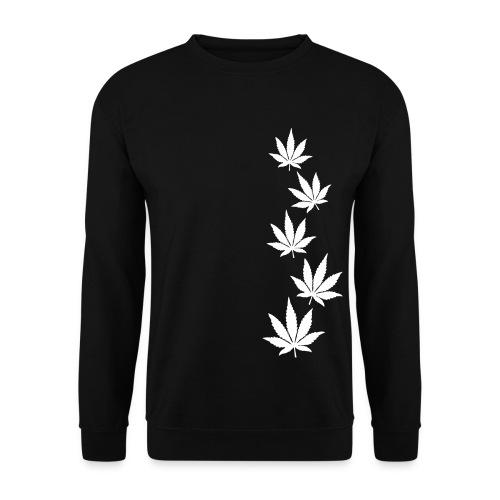 marijuana style - Sweat-shirt Homme