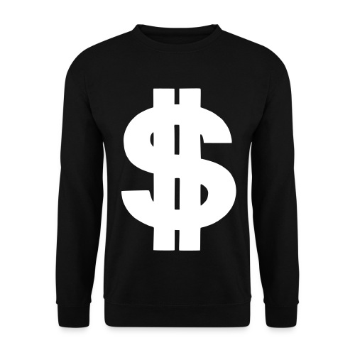 Sweat-shirt Homme dollars  - Sweat-shirt Homme