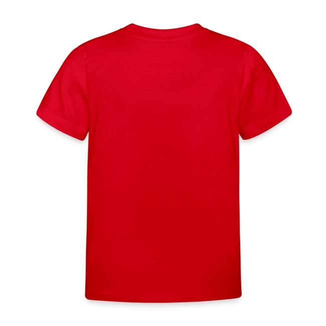 kinder T-shirt met struisvogel