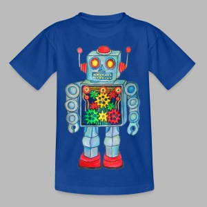 ROBOT  ----------- (9yrs-14yrs) - Teenage T-shirt