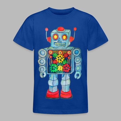 ROBOT  ----------- (9yrs-14yrs) - Teenage T-shirt