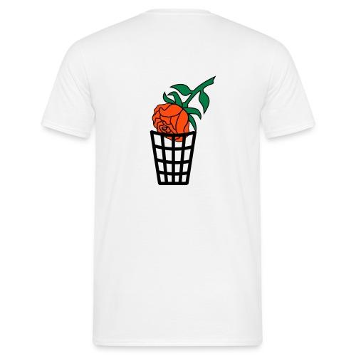 T-skjorte aldri mer AP - T-skjorte for menn