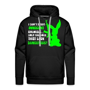 Crazy Rabbit - Sweat-shirt à capuche Premium pour hommes