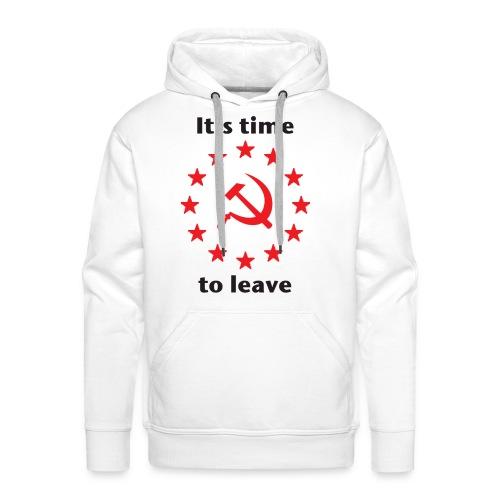 eu_itshammertime_5_red - Men's Premium Hoodie