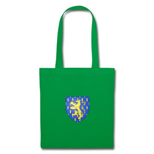 Sac en tissu blason Franche-Comté - Tote Bag