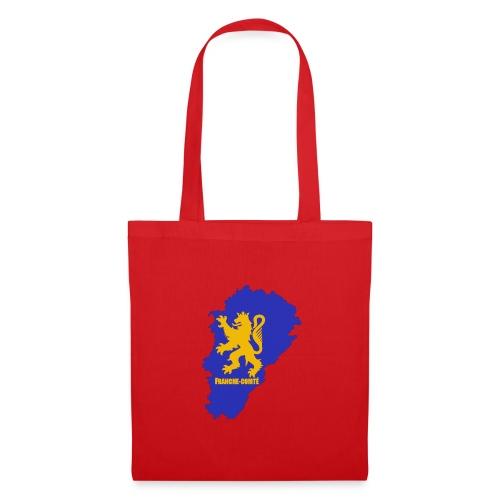Sac en tissu Franche-Comté - Tote Bag