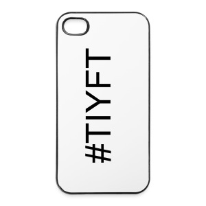#TIYFT - iPhone 4/4s Hard Case