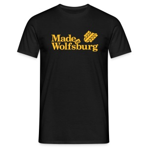 Made in Wolfsburg - Männer T-Shirt