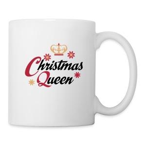 Tasse Christmas Queen - Tasse