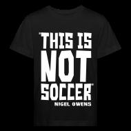 Shirts ~ Kids' Organic T-shirt ~ This Is Not Soccer