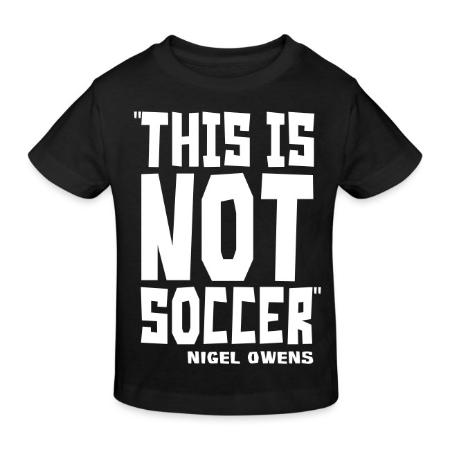 This Is Not Soccer