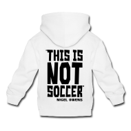 Hoodies ~ Kids' Premium Hoodie ~ This Is Not Soccer