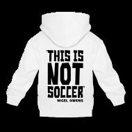 Hoodies ~ Kids' Premium Hoodie ~ This Is Not Soccer