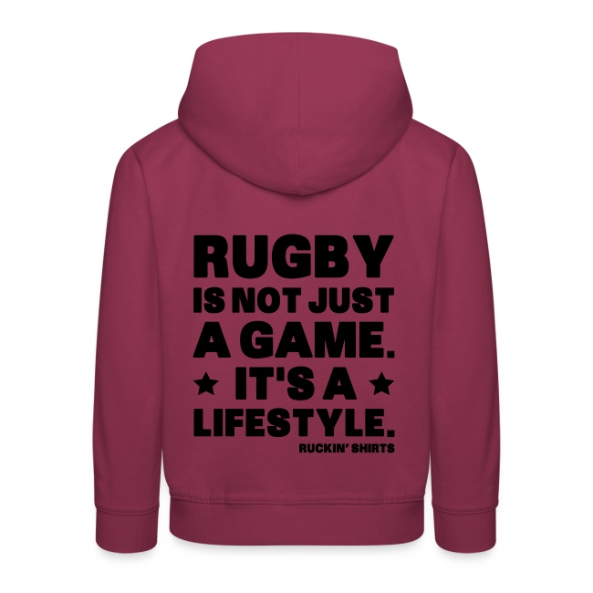 Rugby Is Not Just a Game