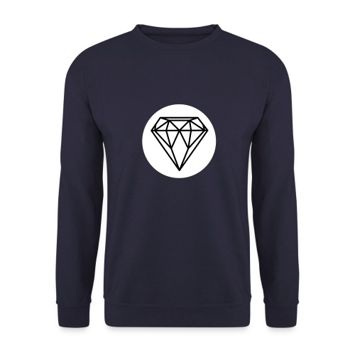 Diamond & Circle Crewnecks - Herre sweater