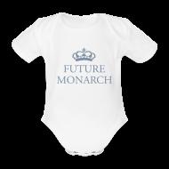 Baby Bodysuits ~ Baby Bodysuit ~ Gin O'Clock Future Monarch Baby One-Piece