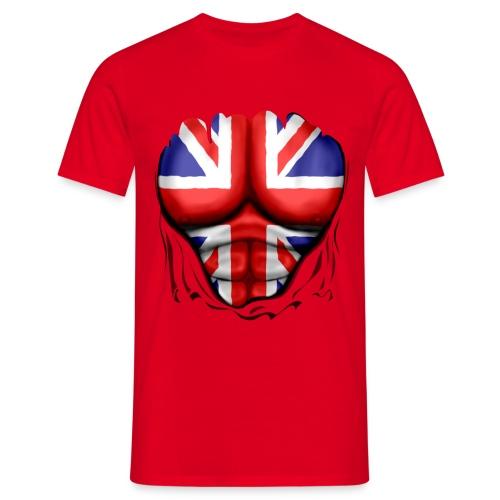 Super Brit T-shirt - Men's T-Shirt