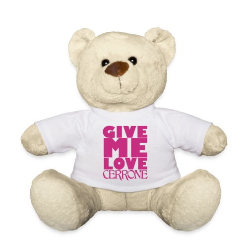 Cuddly Bear Cerrone Give me Love - Nounours