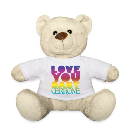 Cuddly Bear Cerrone Love You Baby - Nounours