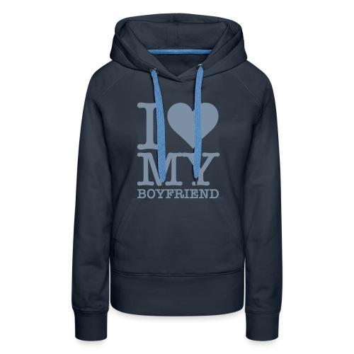 #girls - Vrouwen Premium hoodie
