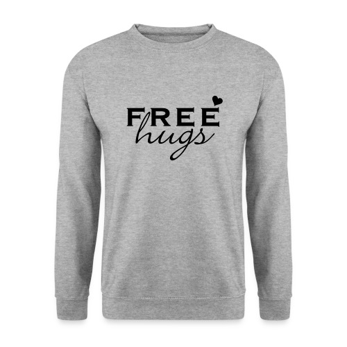 Free Hugs - Mannen sweater