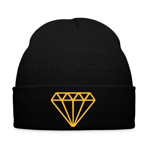 Gold diamond beanie - Wintermuts