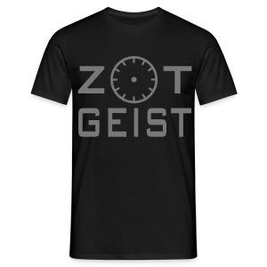 BasicShirt - Zeitgeist - Männer T-Shirt