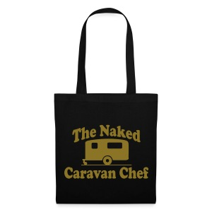 Bag - The Naked Caravan Chef - Tote Bag