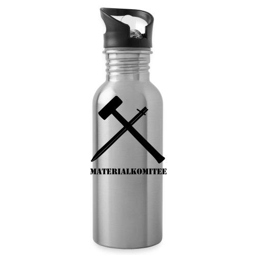 Materialflasche - Trinkflasche