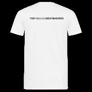 T-Shirts ~ Männer T-Shirt ~ Beatmashers Classic Shirt - white