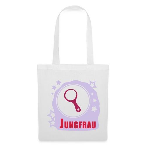 Tasche Sternzeichen Jungfrau - Stoffbeutel