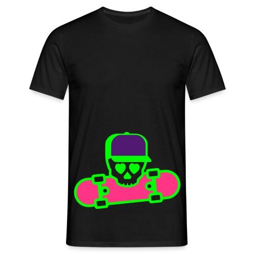 Surfing Cock - Miesten t-paita