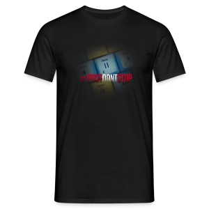 PostDontStop JKL - Men's T-Shirt