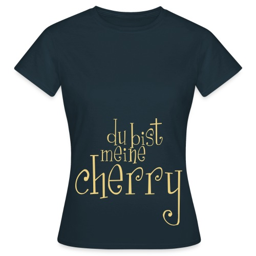 cherry - Frauen T-Shirt