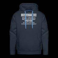 Pullover & Hoodies ~ Männer Premium Kapuzenpullover ~ Schlechter Vorverkauf