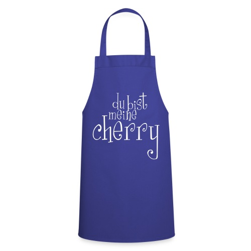 kochschürze cherry  - Kochschürze