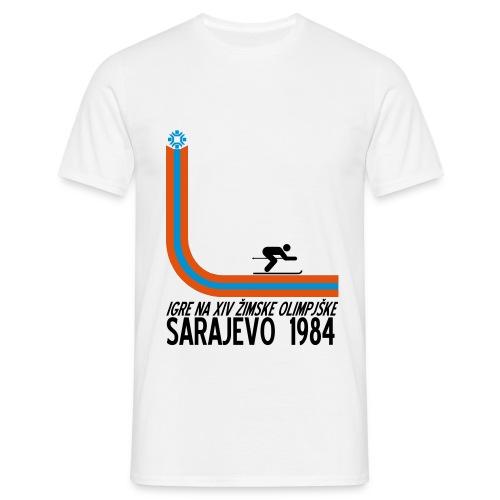 Memories of Sarajevo - Men's T-Shirt