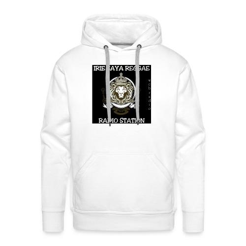 LOGO 3 - Sweat-shirt à capuche Premium pour hommes