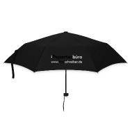 Regenschirme ~ Regenschirm (klein) ~ Regenschirm »Reporterbüro«