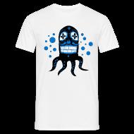 T-Shirts ~ Men's T-Shirt ~ Octo-Skull!