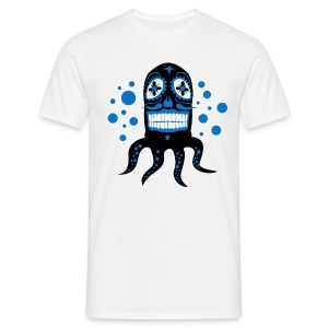 Octo-Skull! - Men's T-Shirt
