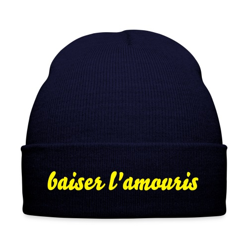 Vazzi Garms Baiser L'amouris - Fuck Love Beanie - Winter Hat