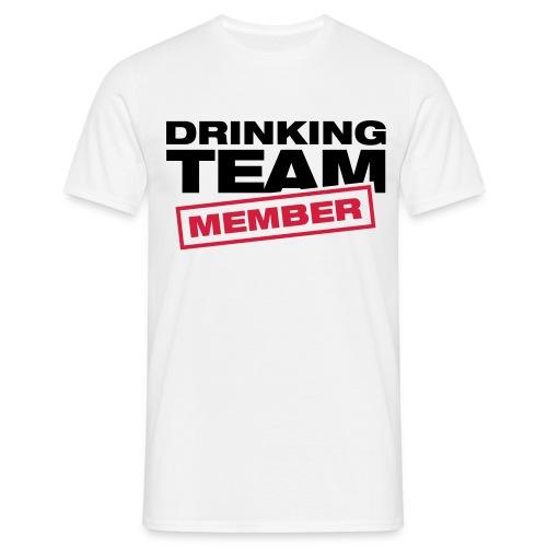Drinking Team Member - Men's T-Shirt