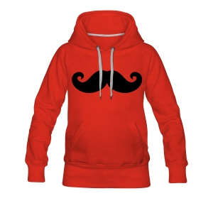 TEST PRODUCT! - Vrouwen Premium hoodie
