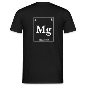 Symbole Périodique Mg - Men's T-Shirt