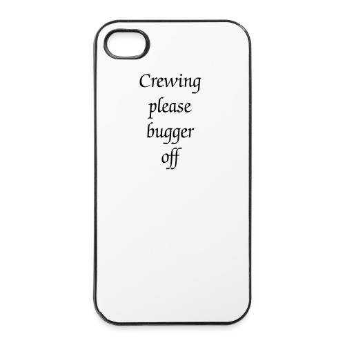 Crewing - iPhone 4/4s Hard Case