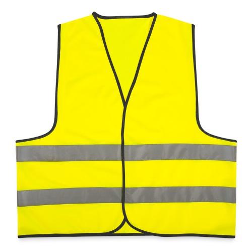 PLAIN HIGH VIS VEST - Reflective Vest