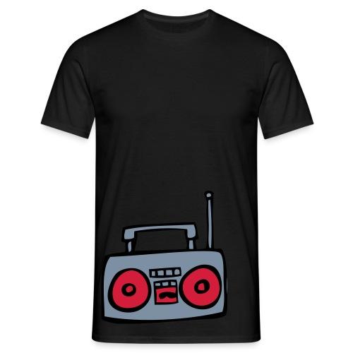 pop - T-shirt herr