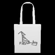 Bags & Backpacks ~ Tote Bag ~ French Dog Tote Bag